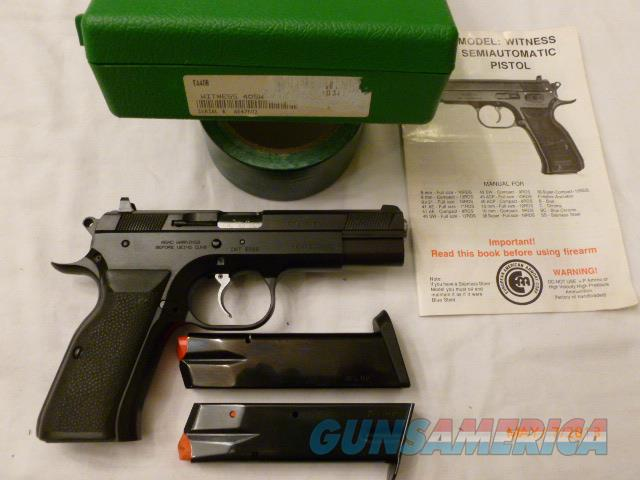 EAA Witness .40 S&W  Guns > Pistols > EAA Pistols > Other