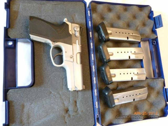 S&W 6906 SS 9mm LNIB  Guns > Pistols > Smith & Wesson Pistols - Autos > Alloy Frame