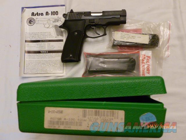 Astra A100 SW .40 cal  Guns > Pistols > Astra Pistols