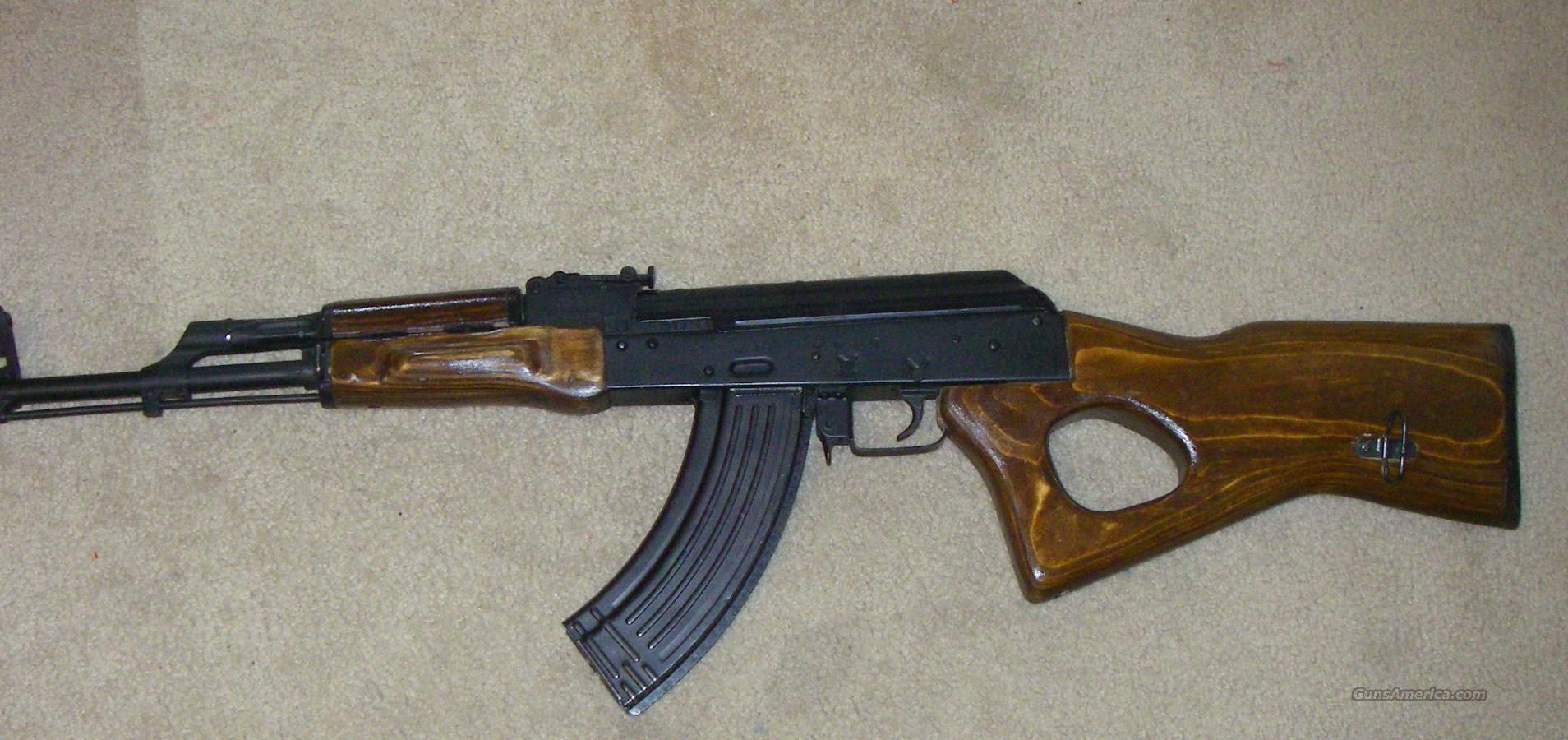 Maadi AK 47  Guns > Rifles > AK-47 Rifles (and copies) > Full Stock
