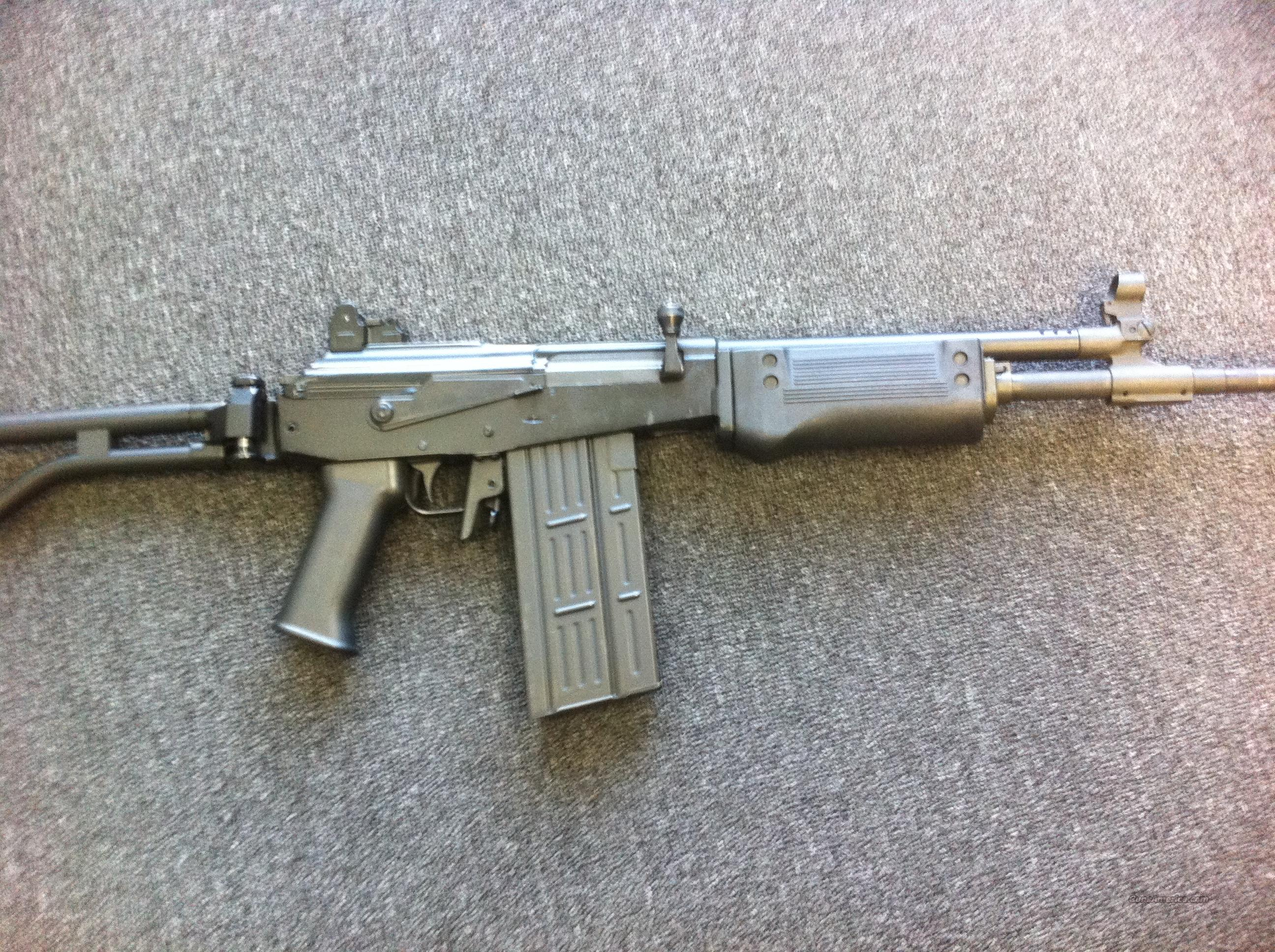 GALIL PREBAN .308 MR332 MAGNUM   Guns > Rifles > Galil Rifles