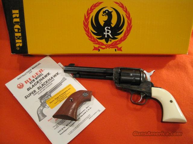 Ruger Vaquero Old Model 44-40   Guns > Pistols > Ruger Single Action Revolvers > Cowboy Action