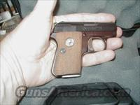 COLT JUNIOR  Guns > Pistols > Colt Automatic Pistols (.25, .32, & .380 cal)