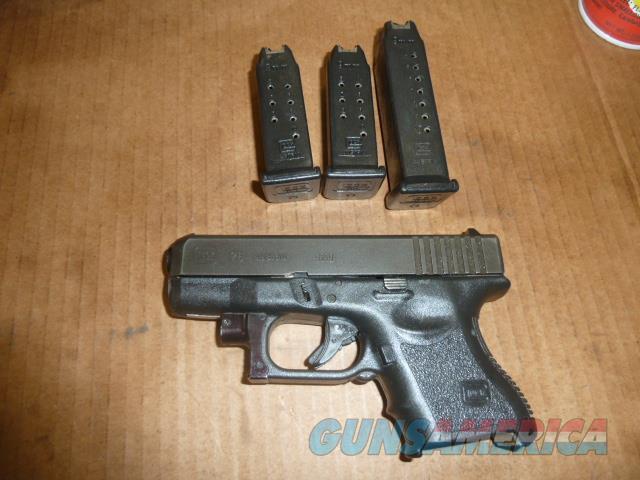 glock 26 9mm sub compact  Guns > Pistols > Glock Pistols > 26/27