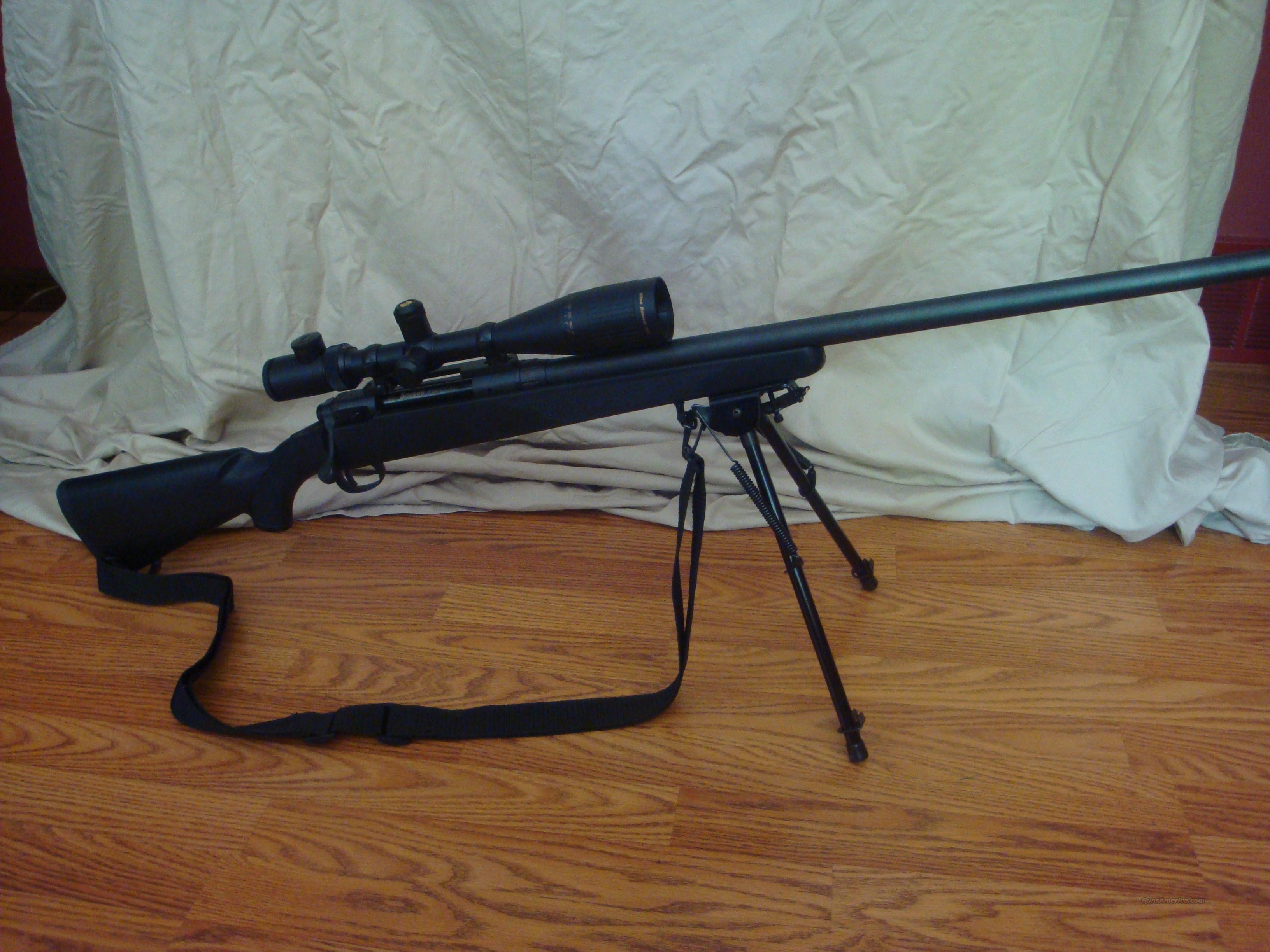 Savage 110 Tactical Police Counter Sniper Rifle   New Price  Guns > Rifles > Savage Rifles > Standard Bolt Action > Tactical