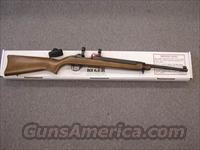 Ruger Deerfield 44 mag, semi auto - as New  Guns > Rifles > Ruger Rifles > M44/Carbine