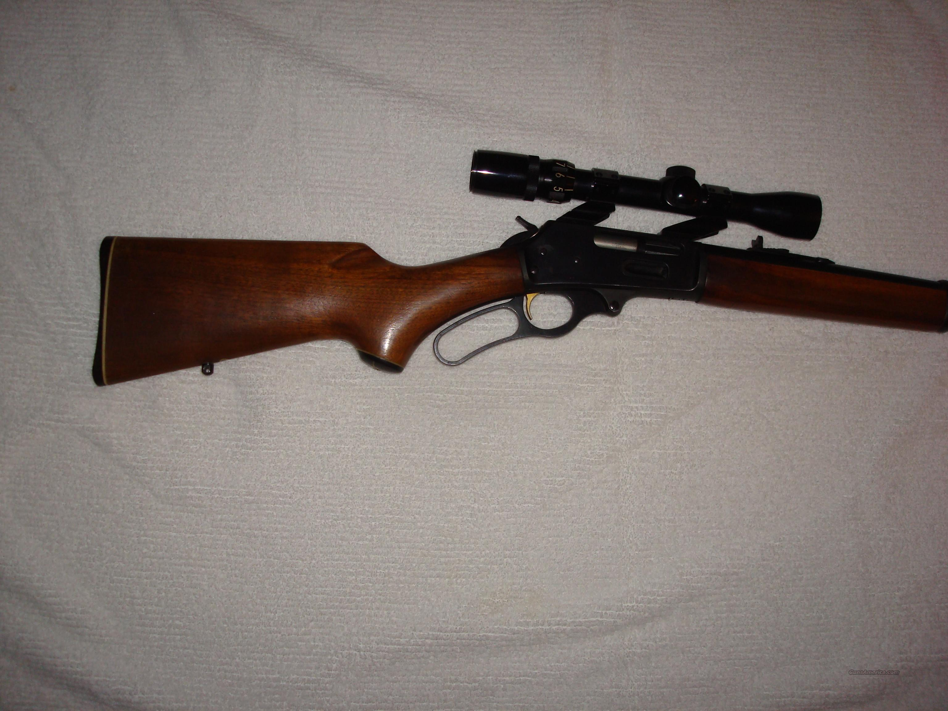 Marlin Model 336 in 35 Rem.  Guns > Rifles > Marlin Rifles > Modern > Lever Action