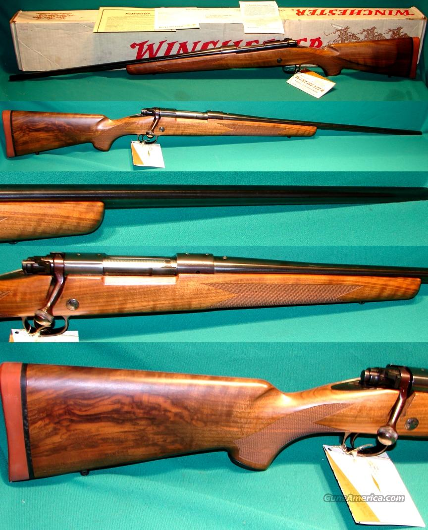 Winchester Super Grade 338 WM NIB  Guns > Rifles > Winchester Rifles - Modern Bolt/Auto/Single > Model 70 > Post-64