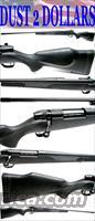 Weatherby Mark V Synthetic 340 With Muzzle Brake  Guns > Rifles > Weatherby Rifles > Sporting