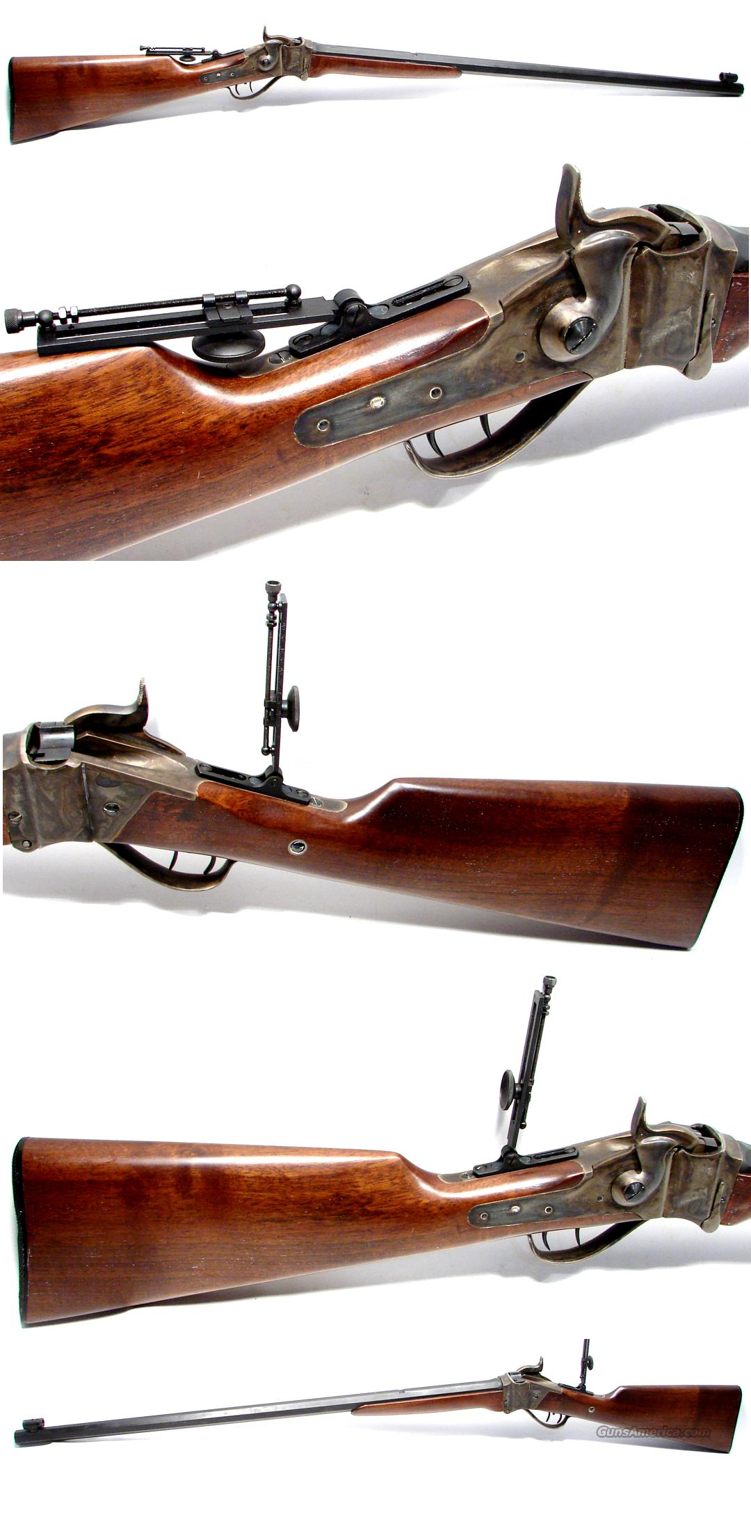 Pedersoli 1874 Sharps 45-70 Caliber Unfired  Guns > Rifles > Pedersoli Rifles > Sharps Type