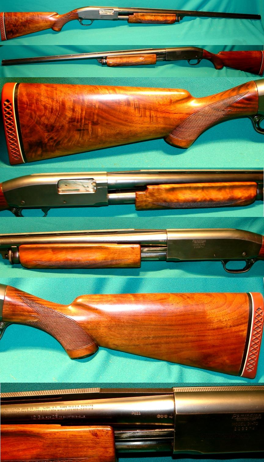 Remington 31-TC 12 GA TRAP  Guns > Shotguns > Remington Shotguns  > Pump > Trap/Skeet