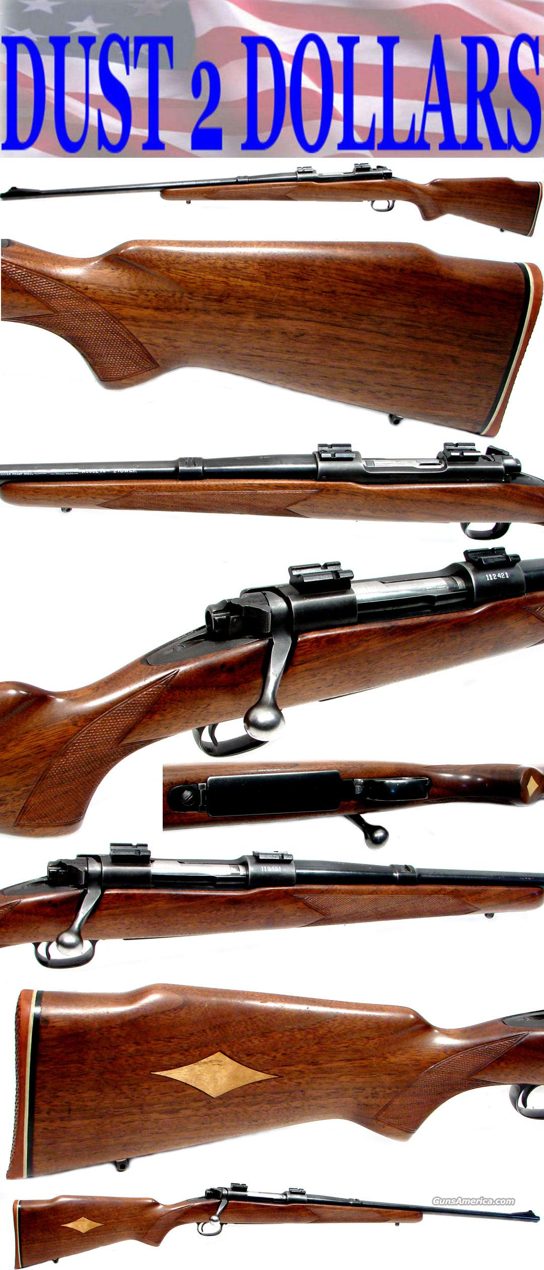 Winchester Pre-64 Model 70 270 WCF Mfd 1949  Guns > Rifles > Winchester Rifles - Modern Bolt/Auto/Single > Model 70 > Pre-64