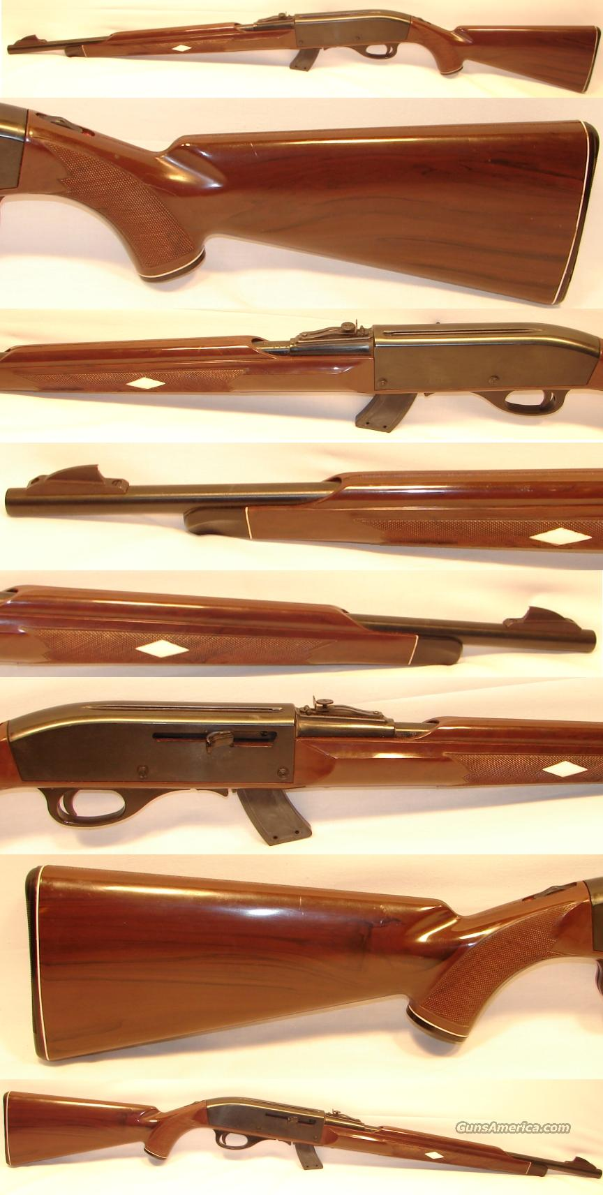 Remington Nylon 77 10-C Mohawk   Guns > Rifles > Remington Rifles - Modern > Non-Model 700