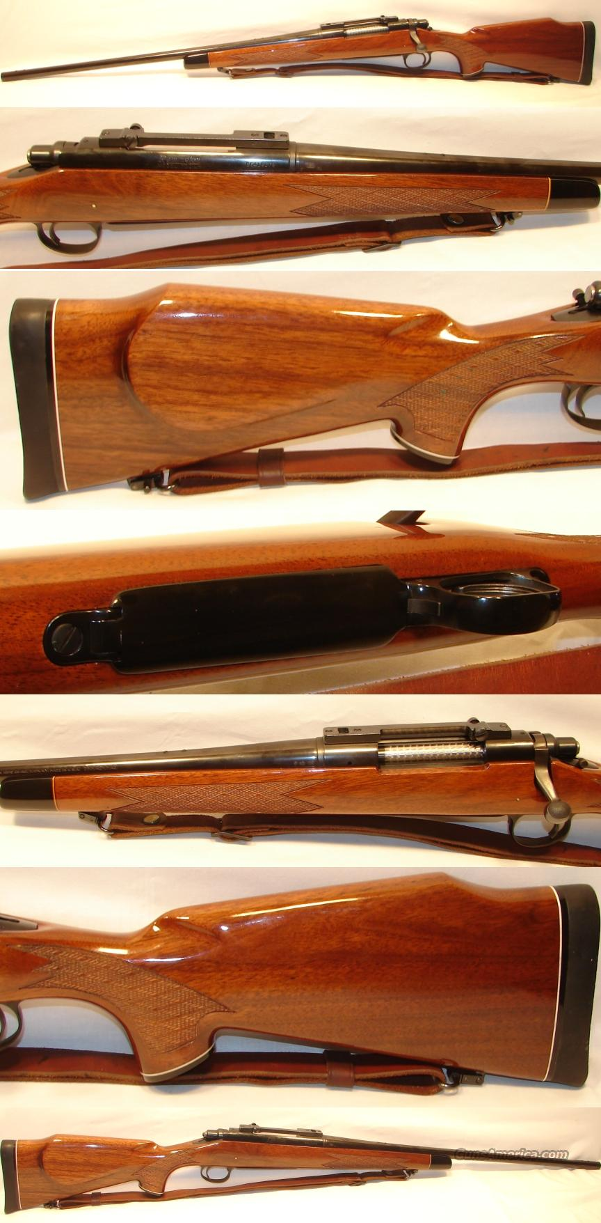 Remington model 700 BDL Deluxe LH Left Hand 7 Rem Mag  Guns > Rifles > Remington Rifles - Modern > Model 700 > Sporting