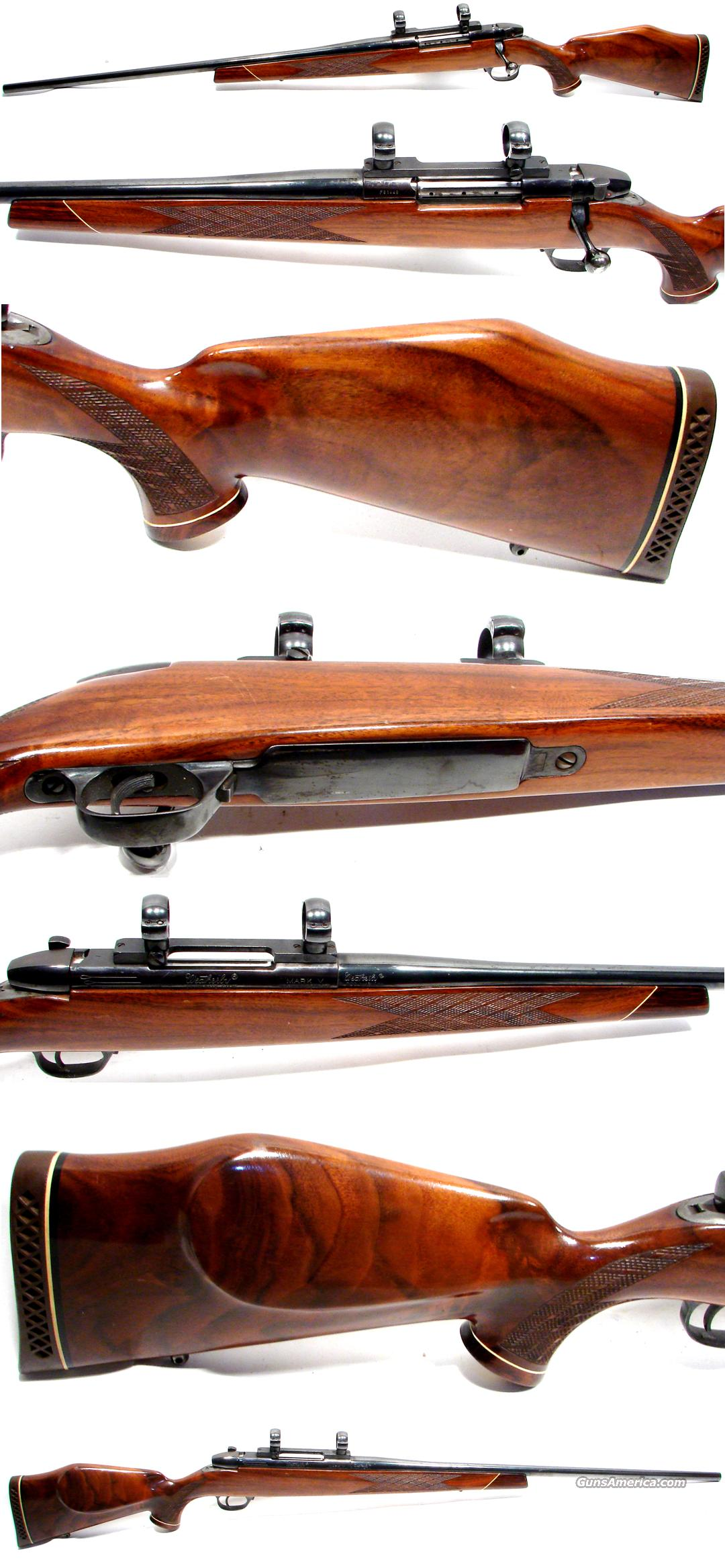 Weatherby MK V in 300 Wby German LEFT HAND!!  Guns > Rifles > Weatherby Rifles > Sporting