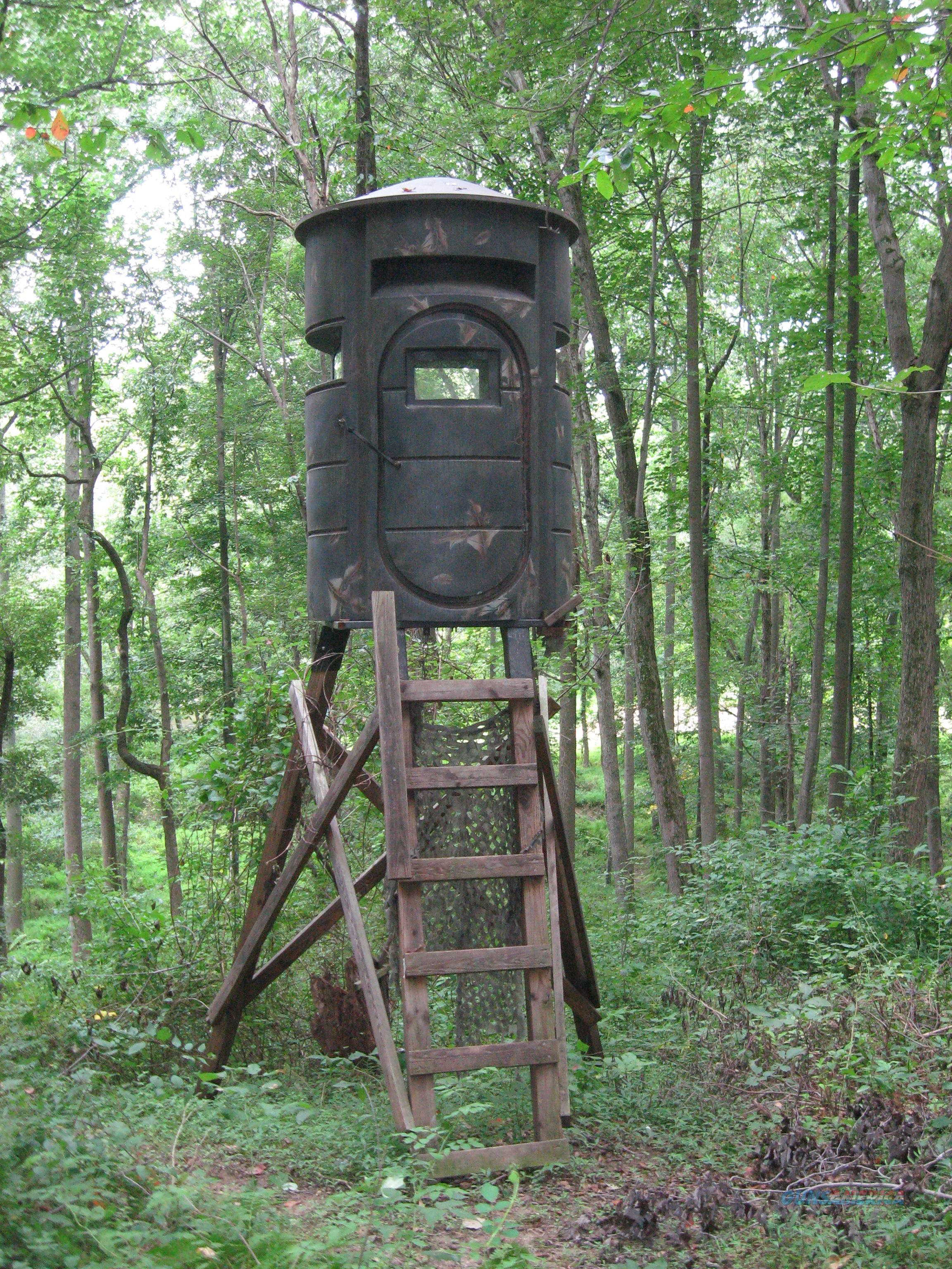Sportsman S Condo Sc 1 Deer Tower Stand For Sale