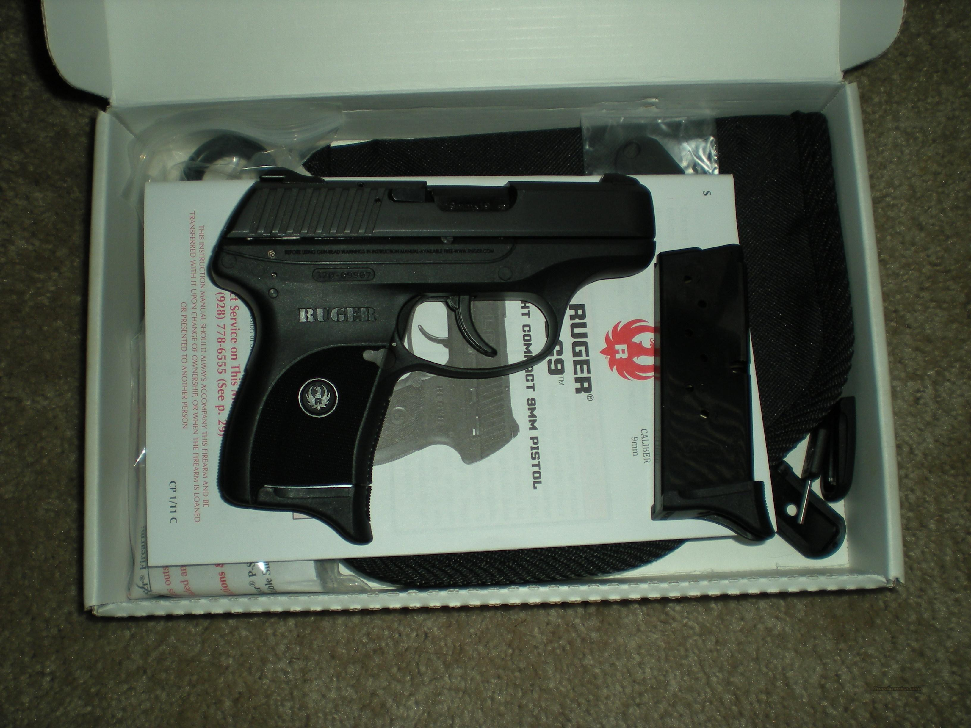 Ruger LC9 9mm NIB w/2 Mags  Guns > Pistols > Ruger Semi-Auto Pistols > LCP