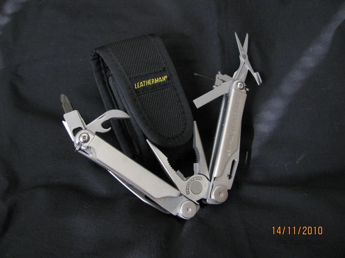 Gerber Wave Multitool with Pouch  Non-Guns > Tactical Equipment/Vests