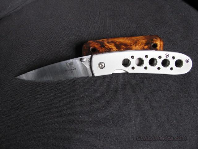 Benchmade Crawford Design; Early Bali-Song manufacture  Non-Guns > Knives/Swords > Knives > Folding Blade > Hand Made