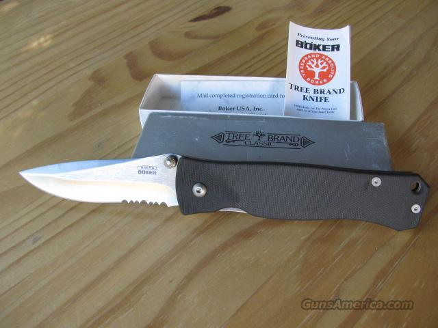 BOKER Made in Germany G10 scales  Non-Guns > Knives/Swords > Knives > Folding Blade > Hand Made