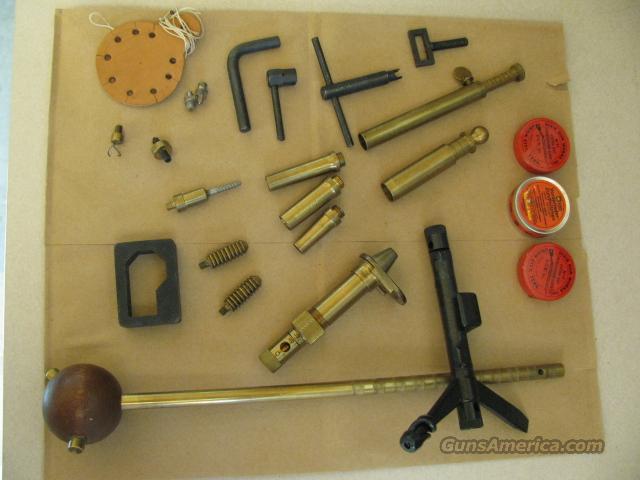 Black Powder Muzzle Loading Accessories  Non-Guns > Black Powder Muzzleloading