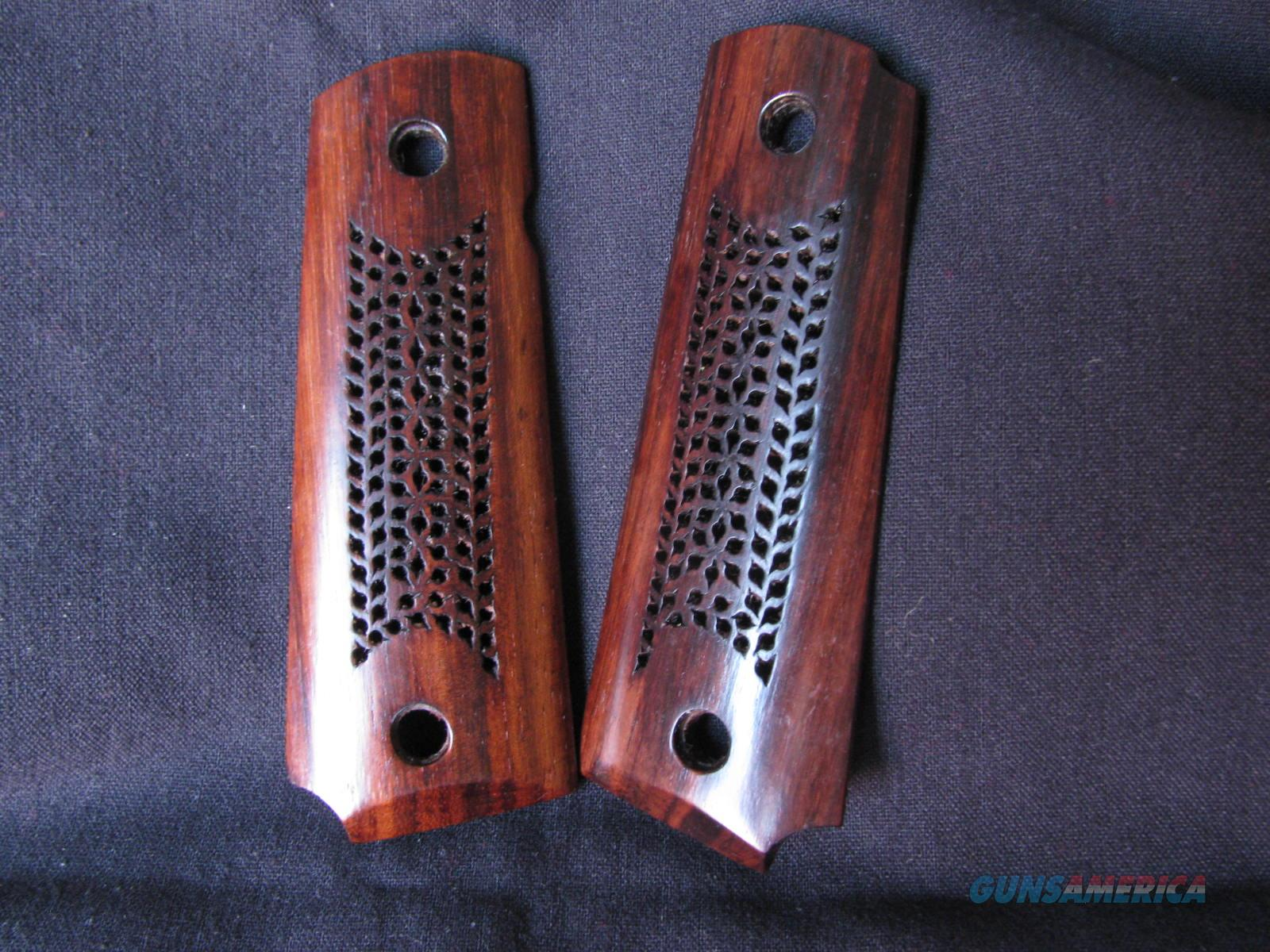 1911 Custom Wood Grips  Non-Guns > Gunstocks, Grips & Wood