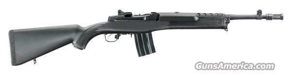 Ruger Mini-14 Tactical NIB  Guns > Rifles > Ruger Rifles > Mini-14 Type
