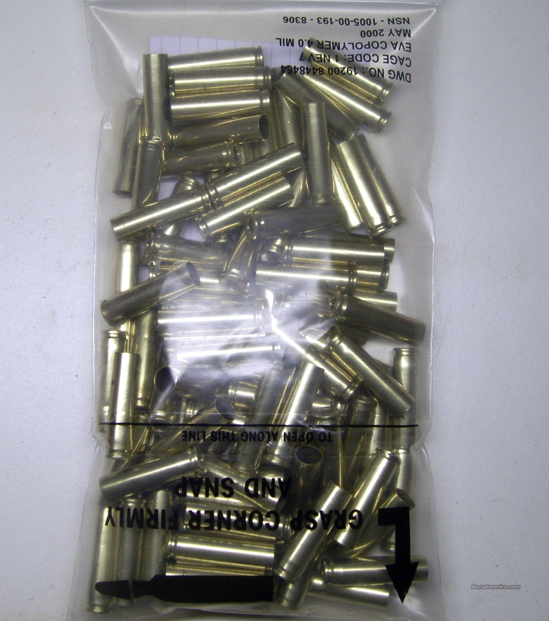 .30 CARBINE BRASS - ONCE-FIRED  Non-Guns > Reloading > Components > Brass
