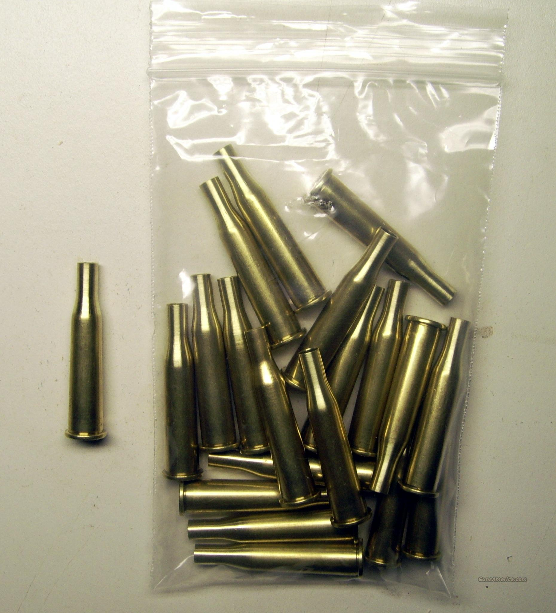 .219 ZIPPER BRASS - 100 CASES/BAG  Non-Guns > Reloading > Components > Brass