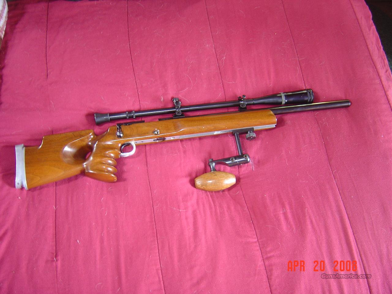 Model 52 C  Guns > Rifles > Winchester Rifles - Modern Bolt/Auto/Single > Other Bolt Action