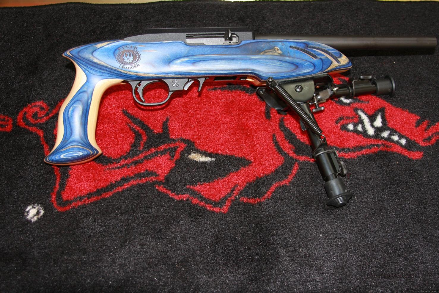 Ruger Charger Patriotic colors  Guns > Pistols > Ruger Semi-Auto Pistols > Charger Series