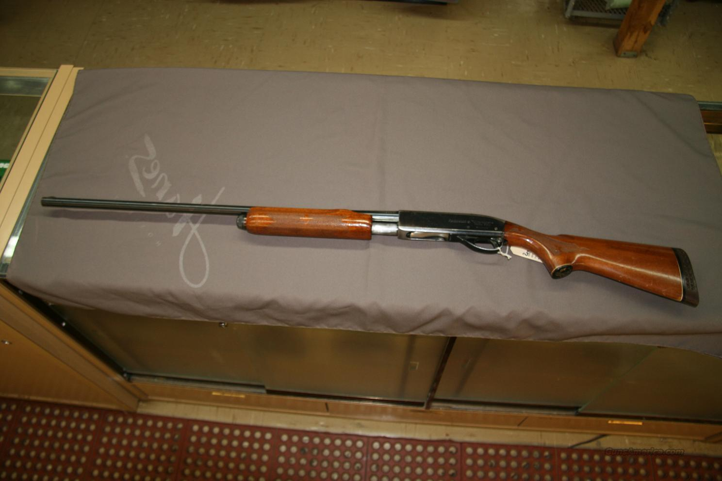 Remington Wingmaster 870 20ga  Guns > Shotguns > Remington Shotguns  > Pump > Hunting