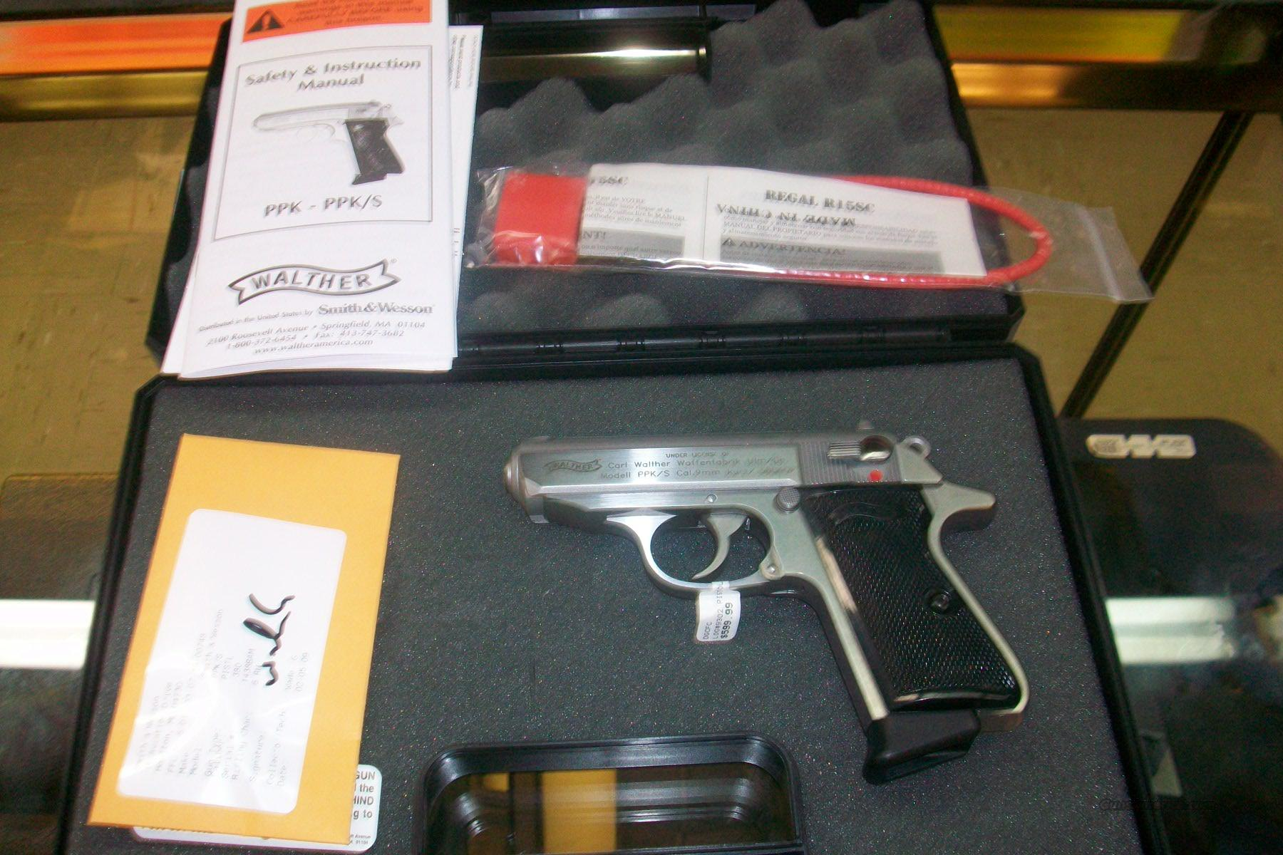 Walther PPK/S  380/9kurz  Guns > Pistols > Walther Pistols > Post WWII > PP Series