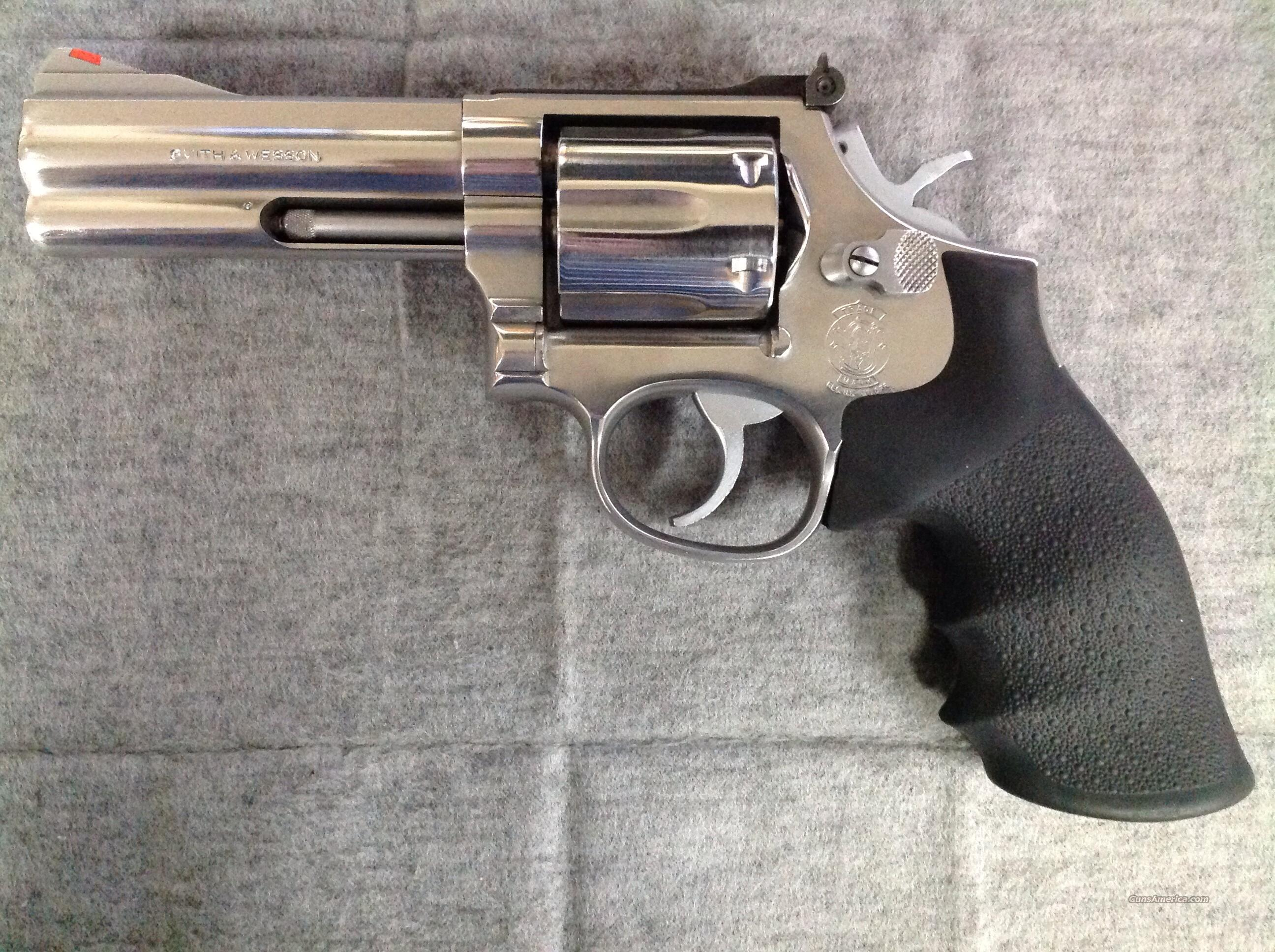 Smith & Wesson 686-3 357mag  Guns > Pistols > Smith & Wesson Revolvers > Full Frame Revolver