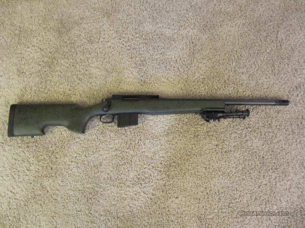 Remington 700 Sniper Rifle 308 7.62  Guns > Rifles > Remington Rifles - Modern > Model 700 > Tactical