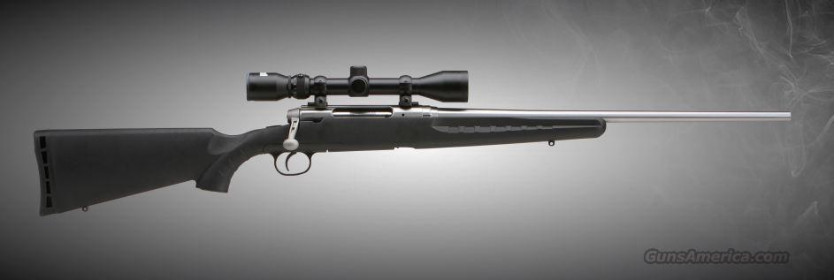 Savage Axis 223 Rem SS Synthetic Stock  Scope / Like New  Guns > Rifles > Savage Rifles > Standard Bolt Action > Sporting