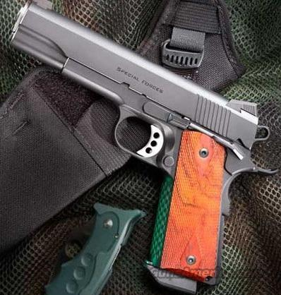 Ed Brown Special Forces 45ACP GenIII  Guns > Pistols > Ed Brown Pistols