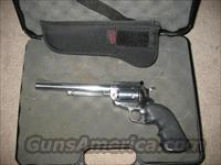 Ruger Super Blackhawk Single action 44mag. 7.5 inch barrel Stainless  Guns > Pistols > Ruger Single Action Revolvers > Blackhawk Type
