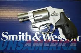 SMITH&WESSON 642 W/IL 38SPL 163810  Guns > Pistols > Smith & Wesson Revolvers > Small Frame ( J )