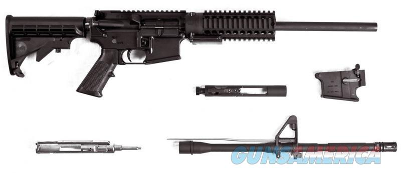 "MGI STARTER-001 HYDRA SURVIVAL RIFLE PACKAGE 22LR/556/9MM 16.0"" CASE  Guns > Rifles > AR-15 Rifles - Small Manufacturers > Complete Rifle"