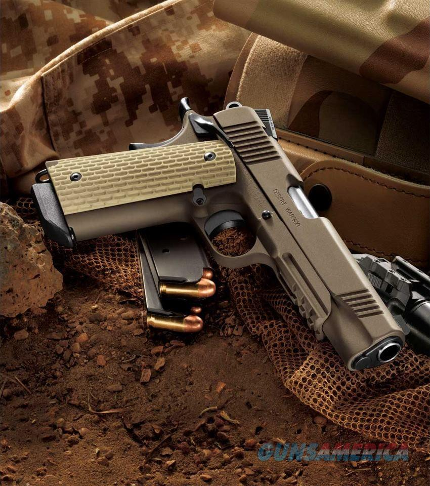 Kimber 1911 Desert Warrior .45 ACP Pistol 3000126 NEW LOWER PRICE $1129  Guns > Pistols > Kimber of America Pistols > 1911