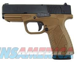 "BERSA BP9DECC 9MM 3.3""BARREL SINGLE STACK FDE  Guns > Pistols > Bersa Pistols"