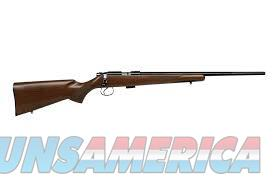 CZ 02110 CZ 455 American Bolt 22 Long Rifle 20.5 Inch Walnut Stock Blued  Guns > Rifles > CZ Rifles