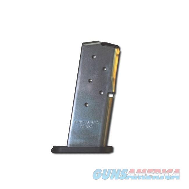 Beretta BU9 Nano Magazine 9mm 6Rds SS  Non-Guns > Magazines & Clips > Pistol Magazines > Beretta