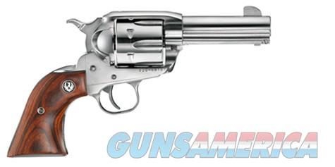 "RUGER VAQUERO MONTADO STAINLESS 3.75"" 45LC 5120  Guns > Pistols > Ruger Single Action Revolvers > Single Six Type"