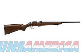 CZ 02170 CZ 455 American 17 HMR 20.5 Inch Walnut Stock Blued  Guns > Rifles > CZ Rifles