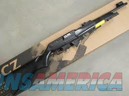 "Cz 02260 Cz 512 Carbine Semi-Automatic 22 Long Rifle 16.5"" 5+1 Beechwood Blk Stk  Guns > Rifles > CZ Rifles"
