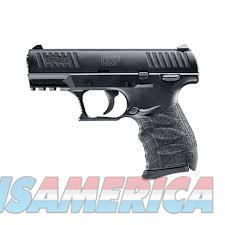 Walther USA 5080300 CCP Pistol 9mm 3.54in 8rd Black  Guns > Pistols > W Misc Pistols