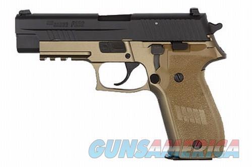NEW LOW PRICE!! Sig P226 Combat 9mm Pistol E26R-9-CBT  Guns > Pistols > Sig - Sauer/Sigarms Pistols > P226
