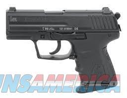 HK P2000SK Sub Compact V3 9mm Pistol 709303LE-A5  Guns > Pistols > Heckler & Koch Pistols > Polymer Frame